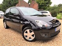 Ford Fiesta 1.25 31k miles *Watch YouTube Video* New MOT no advisories Cambelt Changed Immaculate