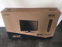 "Brand New Acer 23"" Full HD Monitor"