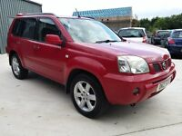 2005 Nissan X-Trail 2.2 DCi Sport ** Exceptional Condition, MOT Aug 17, Full History