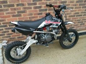 Monster Moto 125cc pit bike On?Offroad