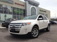 2011 Ford Edge SEL - LEATHER - POWER SUNROOF - CHROME WHEELS