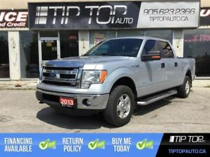 2013 Ford F-150 XLT ** Eco-boost, 4X4, Backup Cam, Bluetooth **