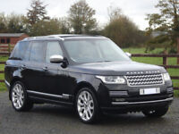 2013 LAND ROVER RANGE ROVER 4.4 SD V8 VOGUE AUTOMATIC **STUNNING!!**