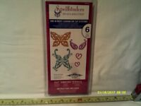 NEW CRAFT / CARD MAKING BUTTERFLY DIE SET