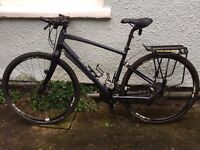 Superlight, tough & little used GIANT Revolt Cyclocross Bike kitted out for touring