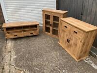 MDF living room furniture set