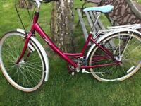 28 inch Vintage Raleigh ladies bike