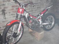 Beta Rev3 250cc 2006 Trials bike (not road registered)