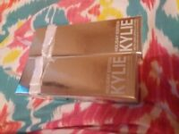 Holiday Edition Kylie Matte lipstick and Linner