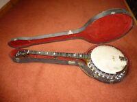 5 string windsor banjo