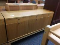 Modern Sideboard #42520 £85
