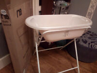 Mothercare unisex Baby Bath with Stand