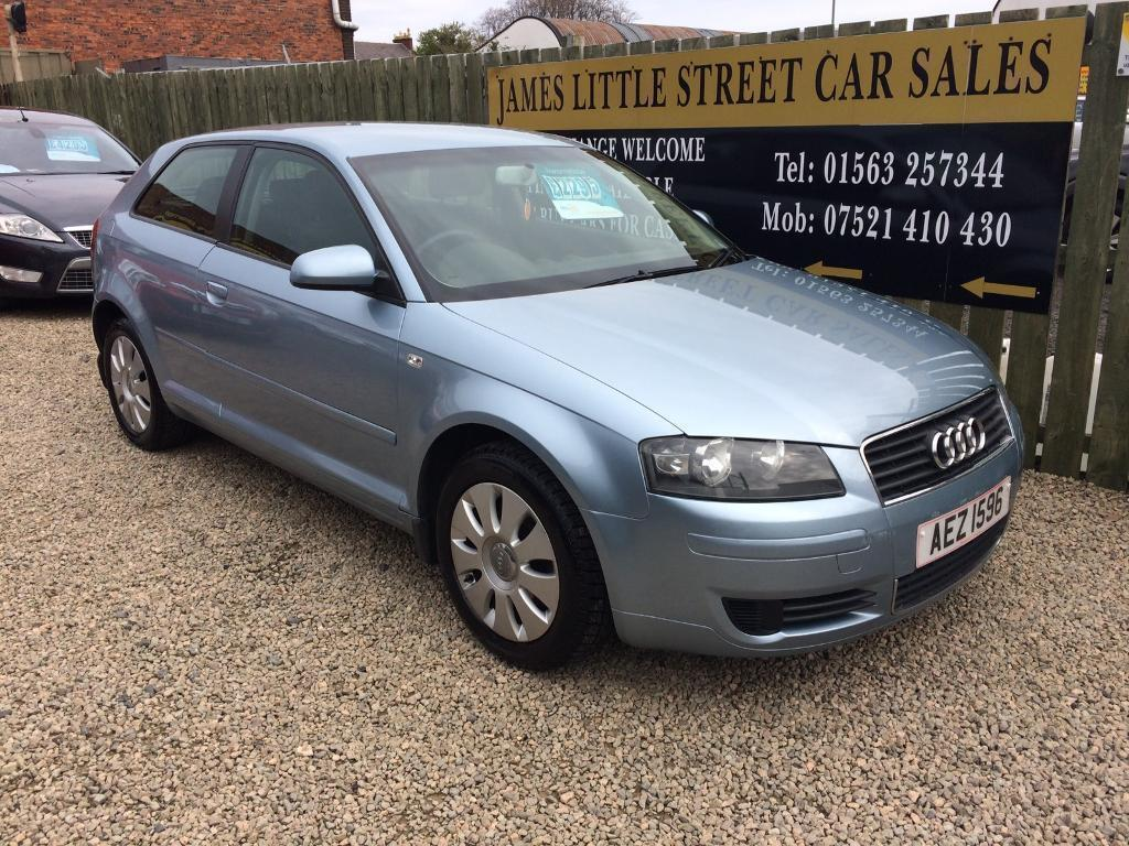 Audi A3 1.6 special edition 54 plate low mileage excellent condition