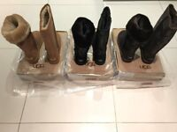 UGG BOOTS CLASSIC TALL PAISLEY LIMITED EDITION! GENUINE EVA SOLE! SALE! WHOLESALE (10pairs)