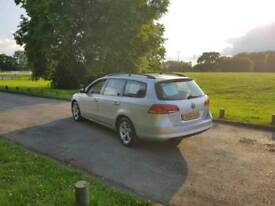 Vw Passat bluemotion 1.6tdi 2 previous owners FULL SERVICE HISTORY