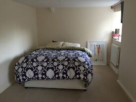 Large double bedroom (bills incl) - in beautiful country cottage