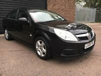 Vauxhall vectra 1.8L black