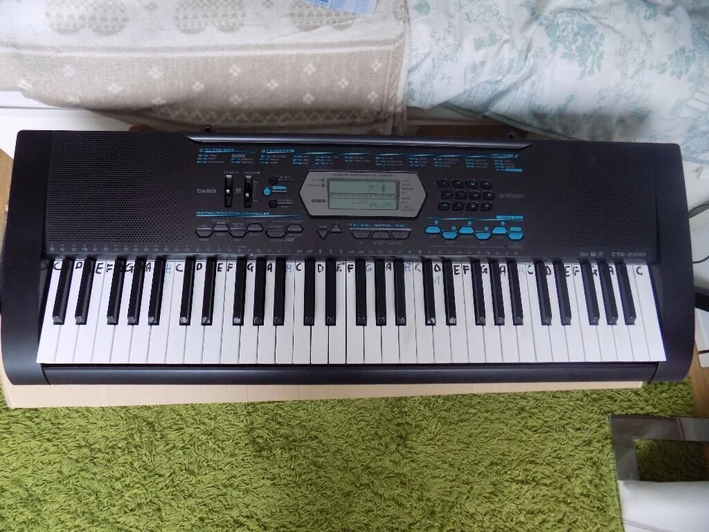 casio ctk 1200 electric keyboard in newbridge edinburgh gumtree. Black Bedroom Furniture Sets. Home Design Ideas