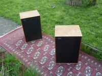 Celestion Hi Fi Ditton 22 pair of speakers in wooden case