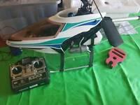 RC Helicopter nitro kyosho nexus 30