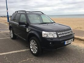 LAND ROVER FREELANDER -FULL SERVICE HISTORY- LONG MOT