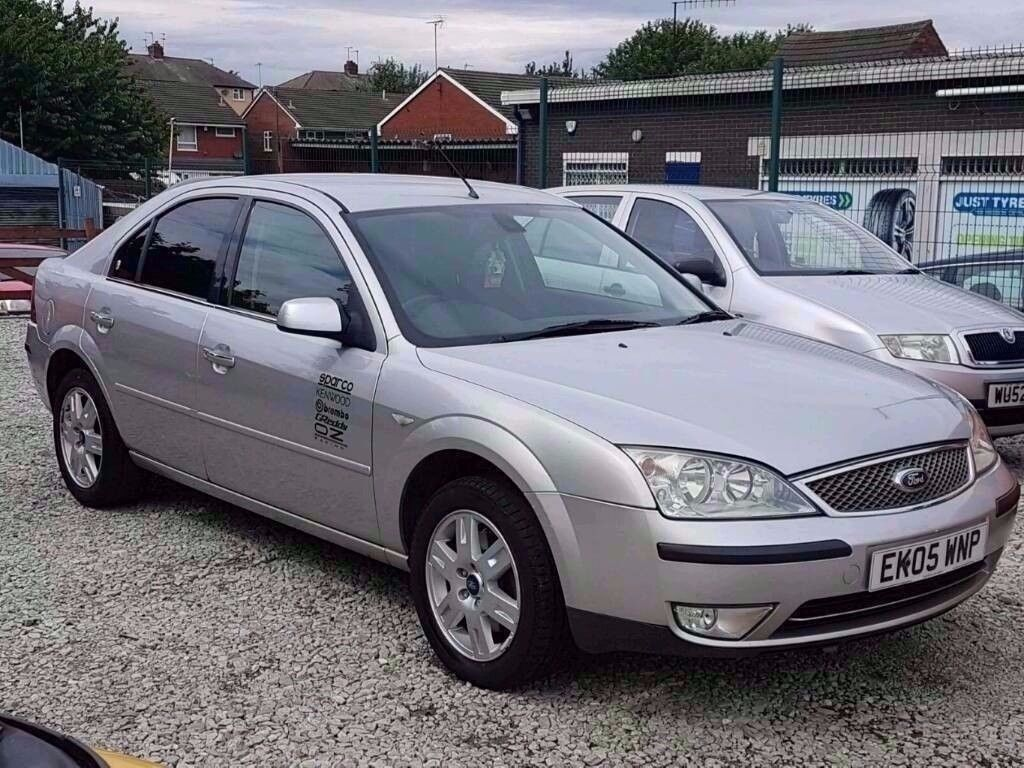 05 FORD MONDEO GHIA TDCI 1.9 DIESEL - 130K - PX WELCOME