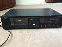 Yamaha Natural Sound Stereo Cassette Deck KX-200