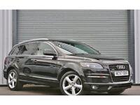 Audi Q7 S Line 3.0 TDI Tiptronic Quattro
