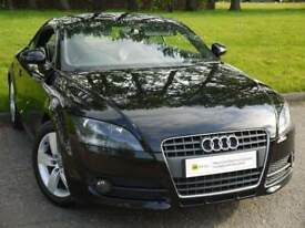 ONLY 58K*** Audi TT 2.0 TFSI Exclusive Line 3dr **STUNNING**FULL SERVICE HISTORY* £0 DEPOSIT FINANCE