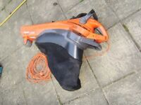 Leaf blower by Flymo, very good condition