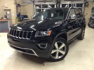 2015 Jeep Grand Cherokee LIMITED.MAGS 20 POUCES.NAV.CAMERA.DEMAR