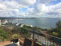 5* sea view apartment NEWCASTLE slieve donard hotel burrendale 100 per night mournes holiday home