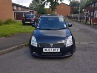 Suzuki Swift GLX 1.5 petrol 98k miles full MOT Part-Ex to clear