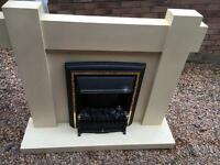 Fire place / fire surround