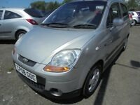 Chevrolet Matiz Flair SE 1.0, 2008, 5 Door, Low Miles, MOT until July 2019, Lower Road Costs