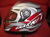 Shark Motor Cycle Helmet