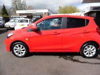 Vauxhall Viva SL (red) 2015
