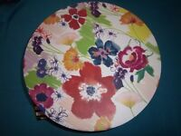 New Floral Hat Box IP1