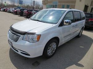 2015 Chrysler Town & Country Limited - DVD  Sunroof  Leather  Pw