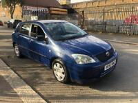 Toyota Corolla 1.4 VVT-i T2 MANUAL 5Dr Low Mileage Long Mot CD Spare Key With Full Service History
