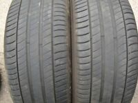 Summer partly worn tyres, good quality tires, 245/275/255/35/40/45/20