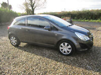 2011 Corsa 1.3 CDTI Diesel, Superb Condition, Zero Road Tax.