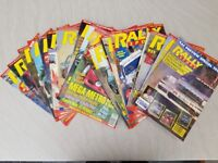 Rally sport magazine's from the 90s for sale.
