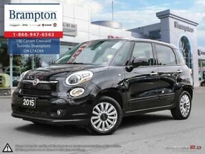 2015 Fiat 500L 500 L   TRADE-IN   BACKUP CAMERA   HEATED FRONT S
