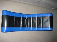 X Rocker Gaming Chair (Blue/Black)