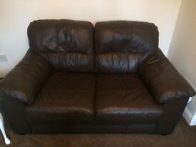 2 X 2 seater sofas - £ 70 Collection only