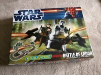 Star Wars Battle of Endor Scalextric (1:32 Scale) - Used (Pretty much like New)
