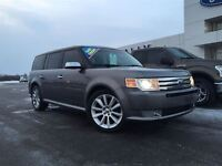 2010 Ford Flex Limited, Leather, Moonroof, Local trade!