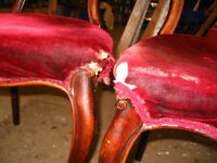 furniture restoration repair antiques chairs tables cabinets sideboards EH25 9RE Edinburgh area