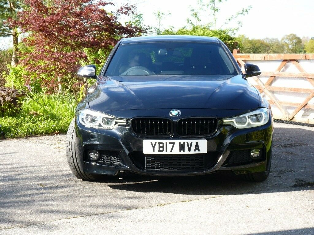 2017 Bmw 3 Series 2 0 320d Blueperformance M Sport S S 4dr Shadow Edition Features In Stockport Manchester Gumtree